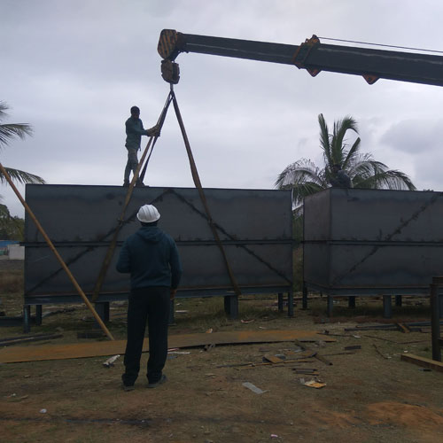 Machinery Erection Services in Bangalore