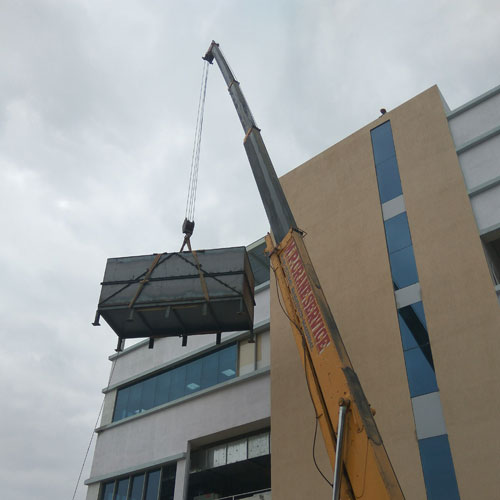 Machinery Erection Services
